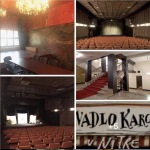 purity.sk - stare divadlo upratovanie